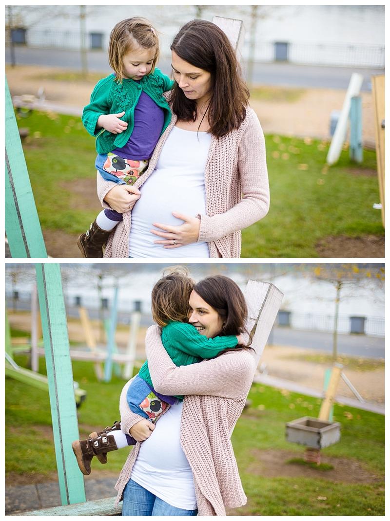 Schwangerschaftsshooting Bonn Carola und Lina_0012