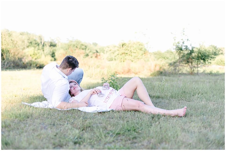 Nicole Wahl Fotografie - Schwangerschaftshooting - Sandra und Marcus_0011